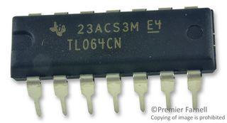 Ci TL064CN DIP14 Amplificador Operacional (TL064) - Clique aqui!