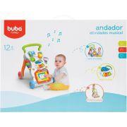 Andador de Atividades Musical - Buba Baby