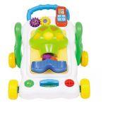 Andador para Bebê de Atividades Divertido - Buba Baby