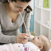Aspirador Nasal Infantil Nose Clean Com Estojo - Multikids