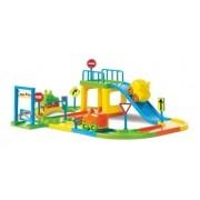 Brinquedo Infantil Pista Baby Animal - Brincar & Crescer