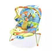 Cadeira de Descanso Musical Cachorro - Multikids Baby