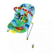 Cadeira de Descanso Soft Ballagio Vibratória - Azul