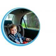 Cortina Protetora para Carro Retrátil Extra Grande - Clingo