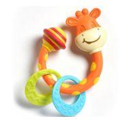 Mordedor Chocalho Tiny Smarts Girafa - Tiny Love