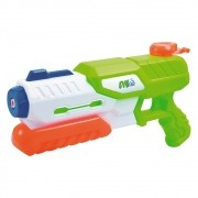 Pistola Lança Água DM Splash - DM Toys