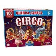 Quebra Cabeça Infantil Circo 100 Peças - Pais & Filhos