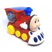 Trenzinho Infantil Bate e Volta Com Luz e Sons - Toy King