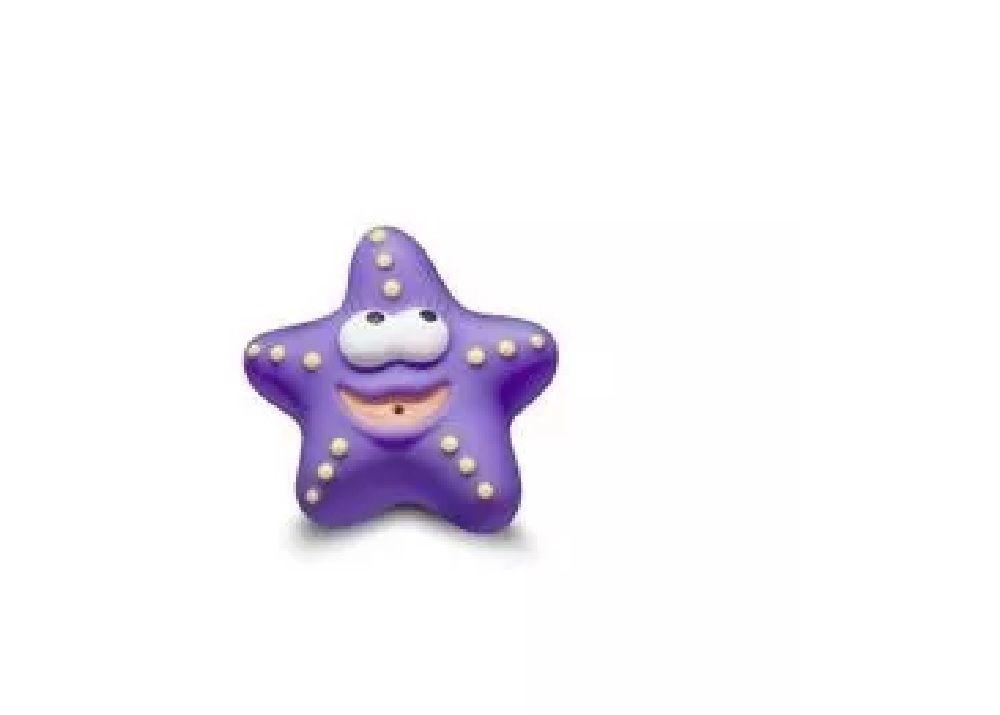 Brinquedos Para o Banho do Bebê Animais Marinhos 5 Bichinhos Set 1- Comtac Kids