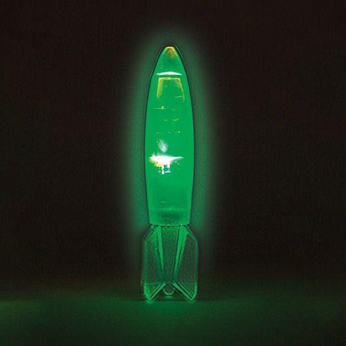 Foguete Torpedo Mergulho Com Luz Sortido - Buba Baby