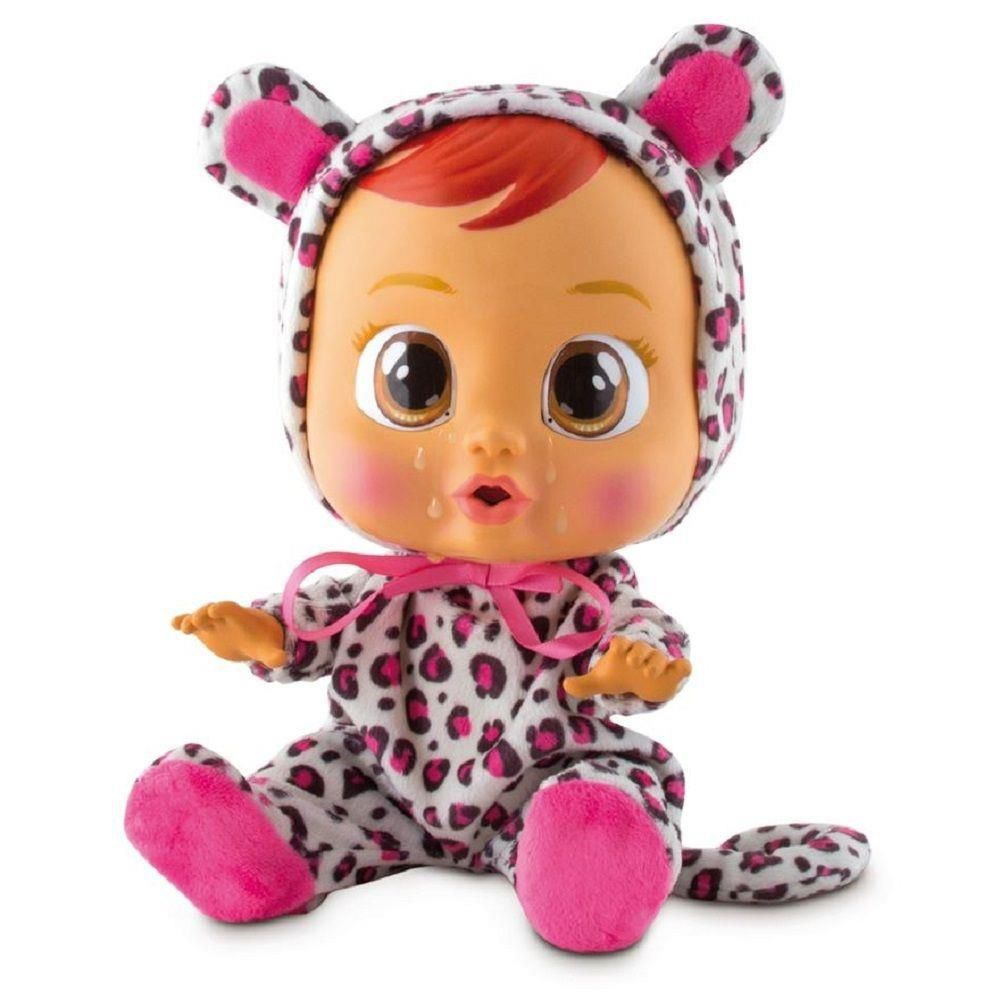 Boneca Cry Babie Lea Original - Multikids
