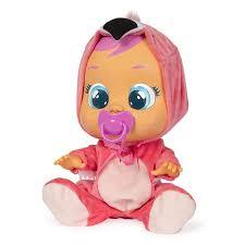 Boneca Cry Babie Flamy Original - Multikids