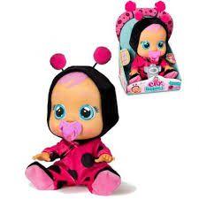 Boneca Cry Babies Lady Original - Multikids
