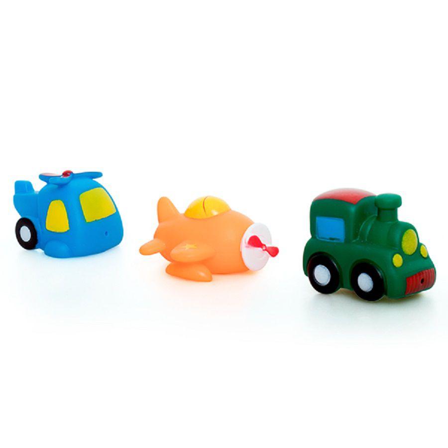 Brinquedos Para Banho Veículos - Dican