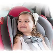 Clipe Trava para Cinto de Cadeirinha Infantil - Comtac Kids
