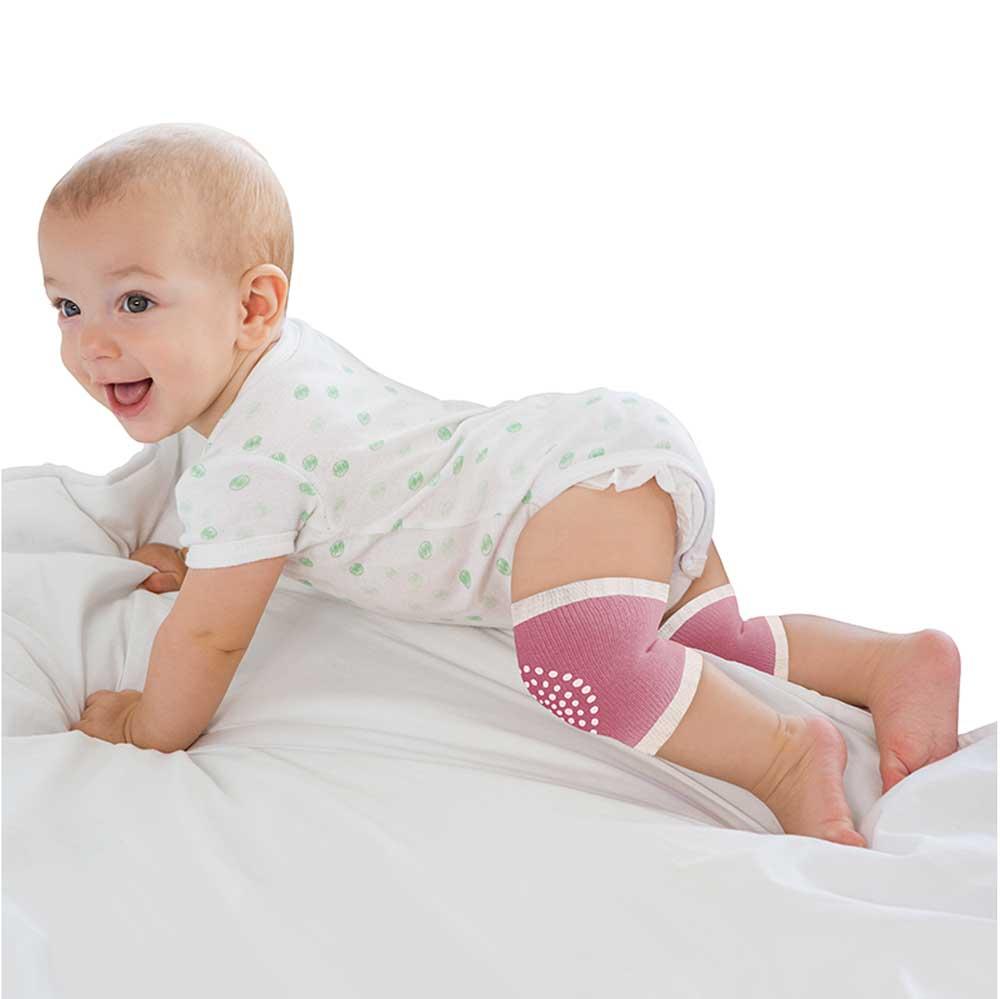 Joelheira para Bebê Rosa - Clingo