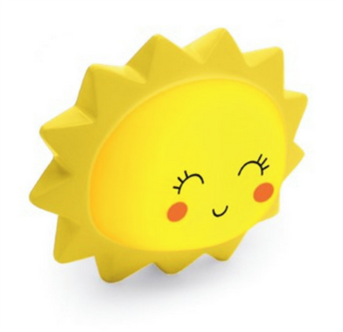 Luminária Abajur Infantil Led Noturna Sol