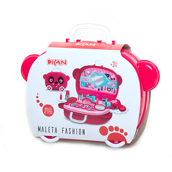 Maleta Fashion Móvel - Dican