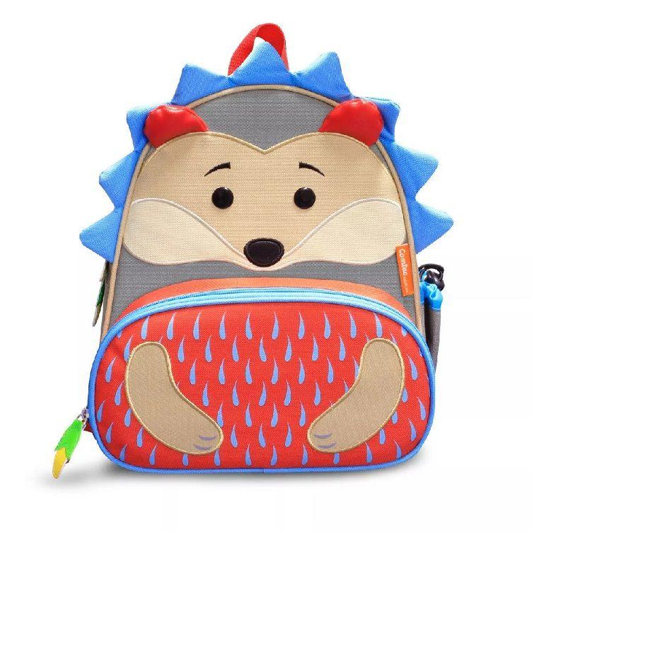 Mochila Infantil Animais Porco Espinho - Linha Let's go
