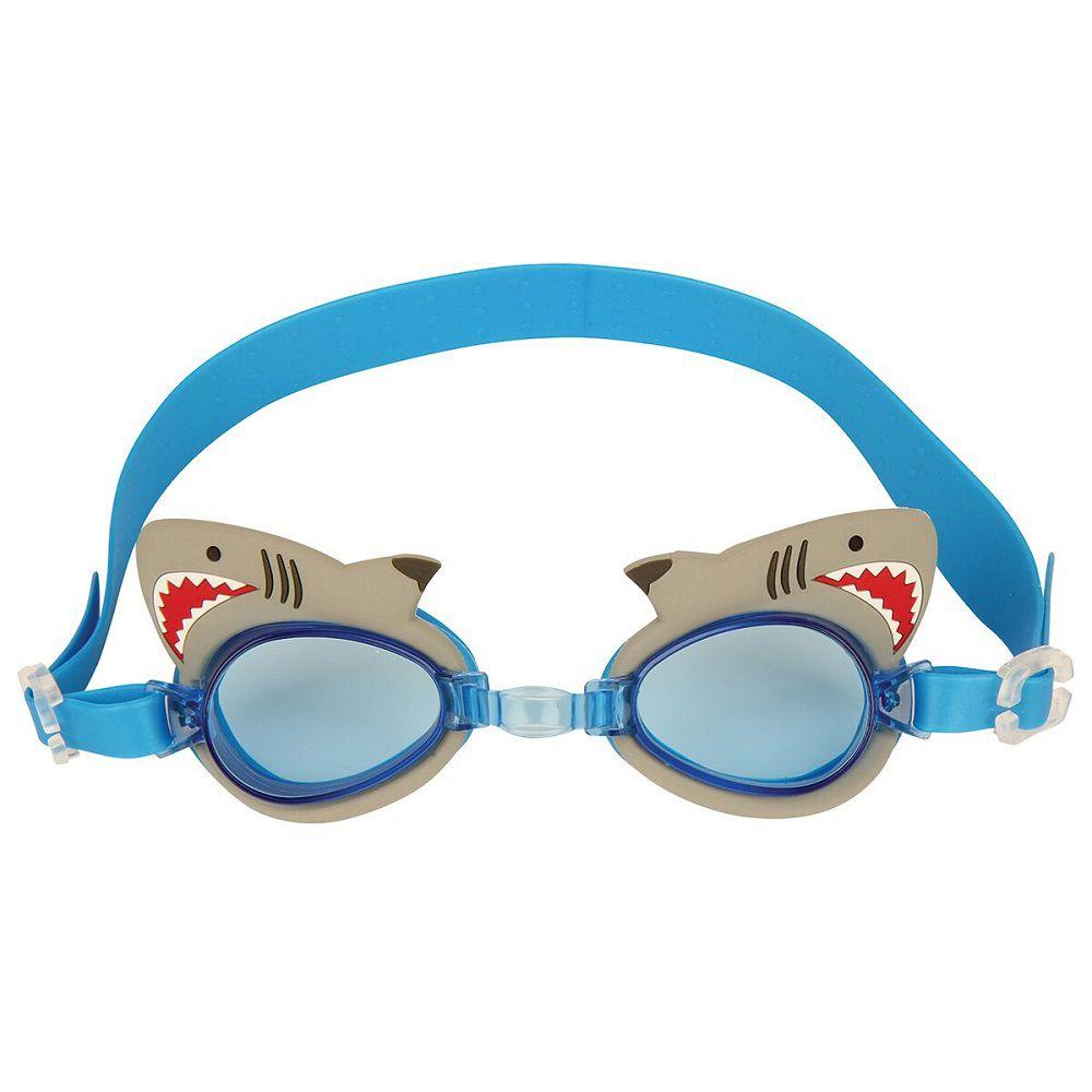 Óculos de Natação Infantil Tubarão Stephen Joseph