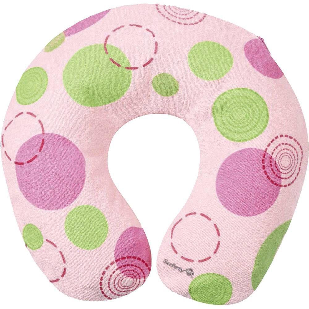 Protetor de Pescoço para Bebê Inflável Rosa - Safety