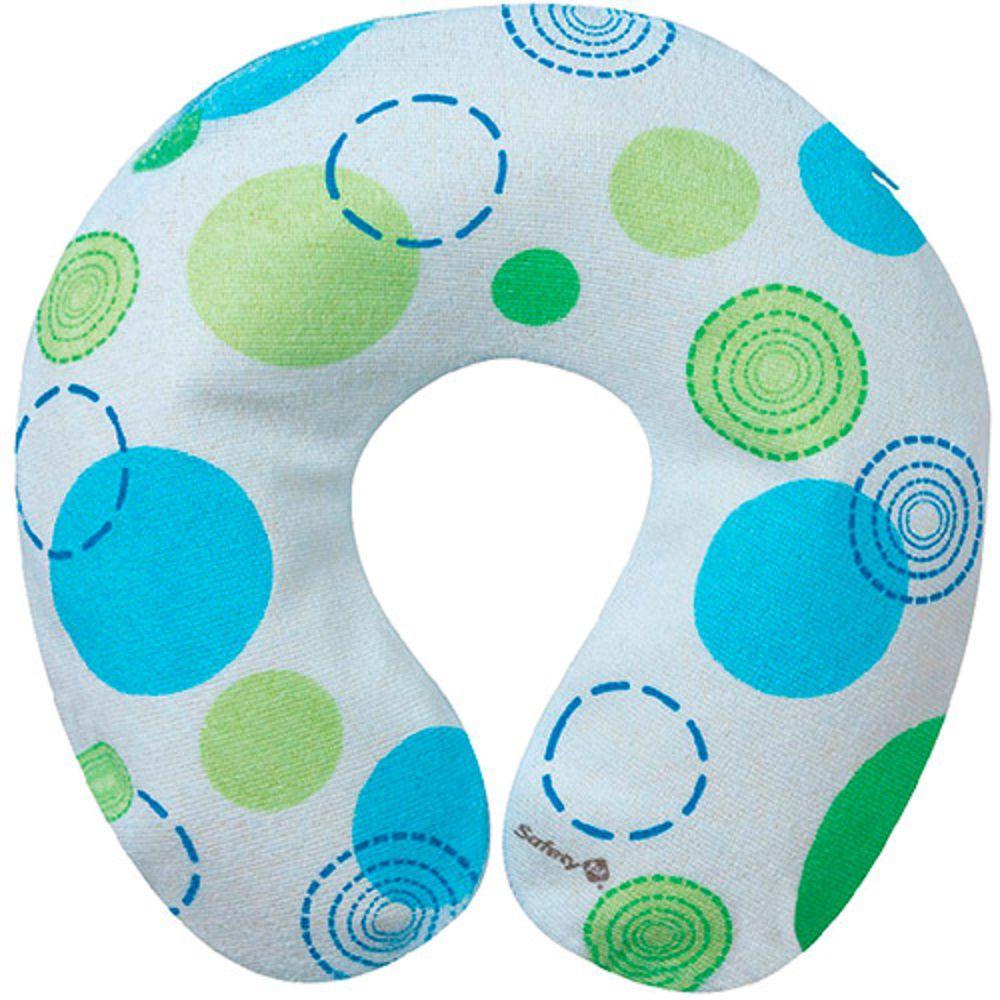 Protetor de Pescoço para Bebê Inflável Azul - Safety