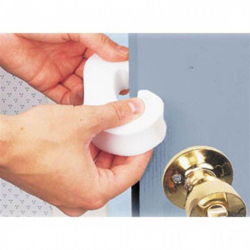 Protetor de Porta Salva Dedos Flexível - Safety