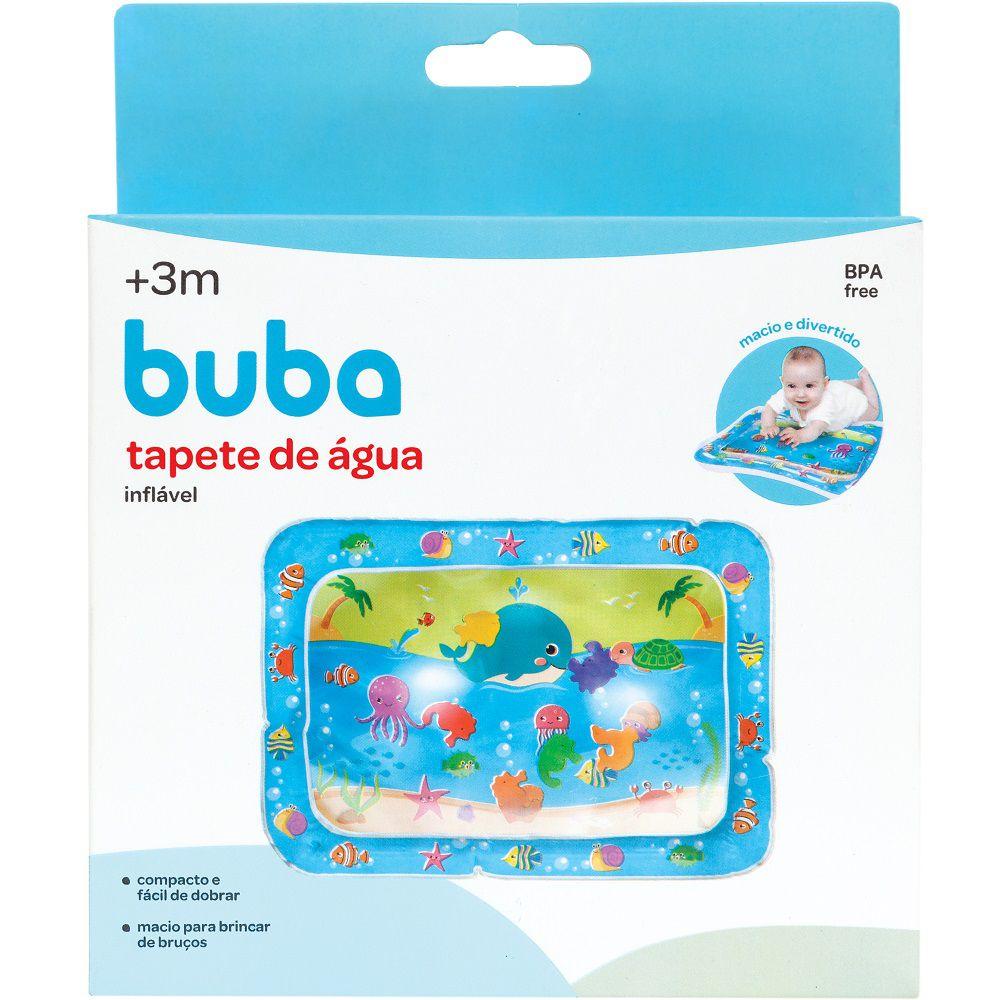 Tapete de Água Inflável Oceano - Buba Baby
