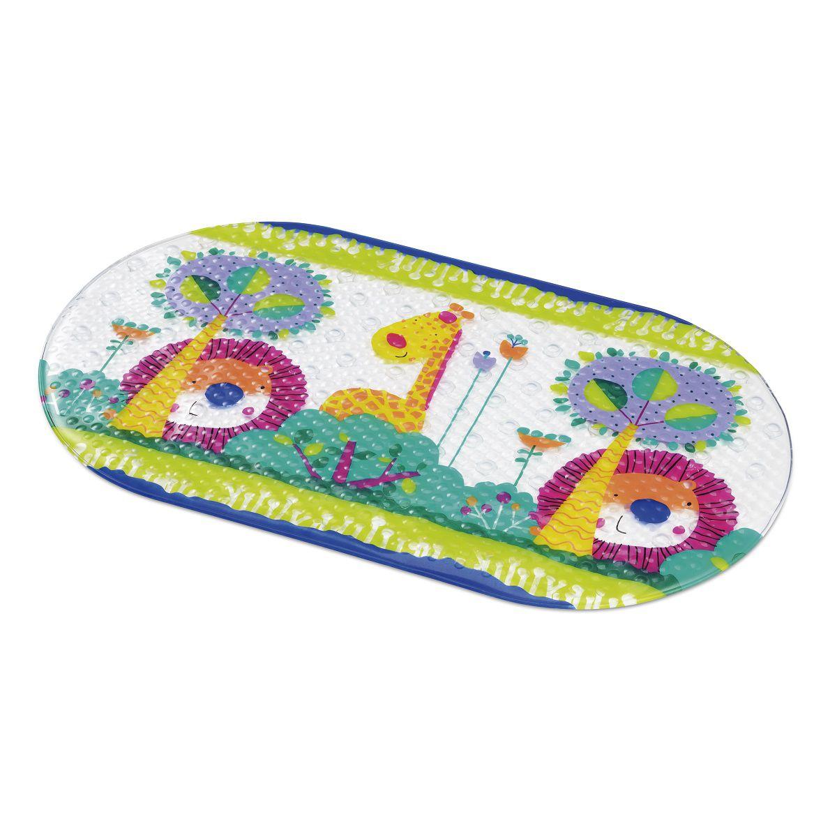 Tapete para Banho Antiderrapante Infantil Safe Bath- Multikids
