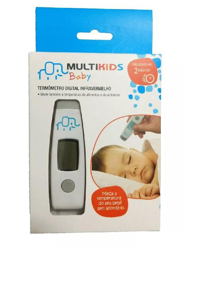 Termômetro Digital sem Toque para Bebê - Multikids
