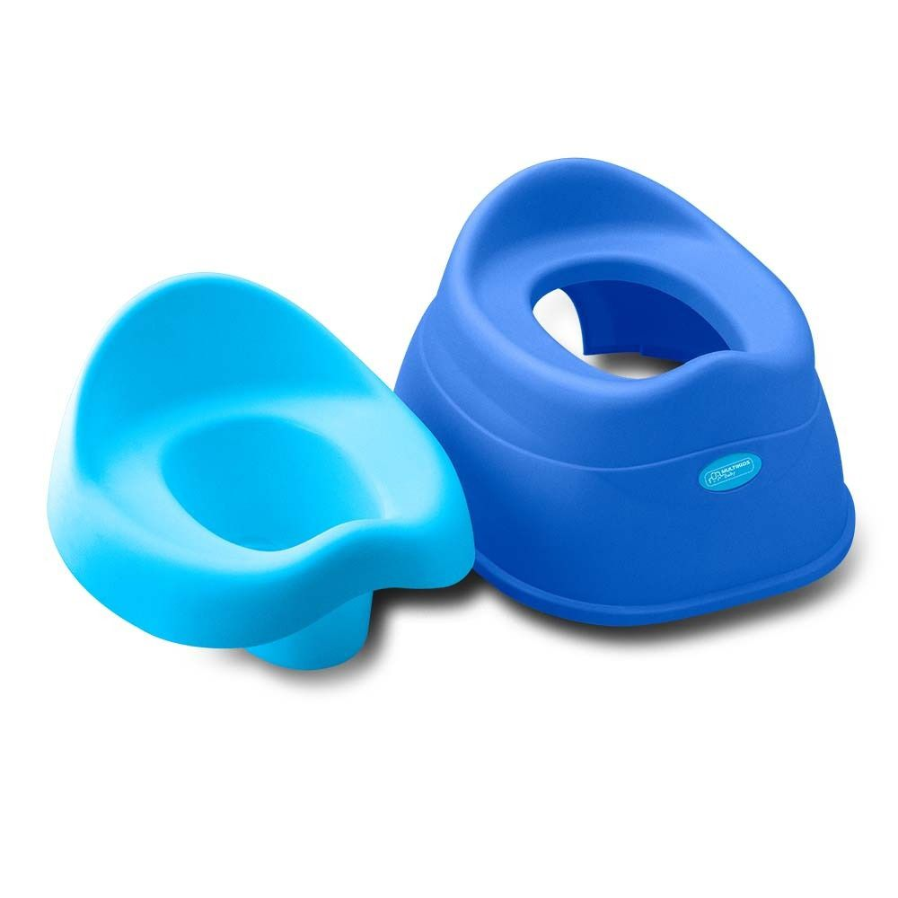 Troninho Infantil Splash Azul - Multikids