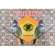 ADESIVO SUPER LUXO PARA GAIOLAS DE PASSEIO/TORNEIO-COLEIRA 04