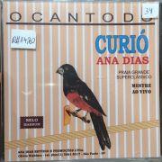 CD Ana Dias Selo Marrom - Mestre ao Vivo