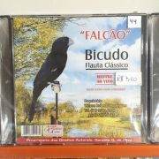 CD Bicudo Falcao -Canto Flauta Clássico