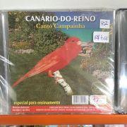 CD canario do reino - canto campainha