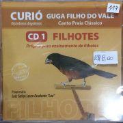 CD Guga Filho do Vale - Próprio para ensinar filhotes