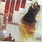 CD para encarte Curio Olímpo