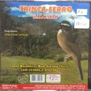 CD Trinca Ferro Salomão - canto boiadeiro