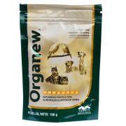 Organew - ( Probiotico + Prebiotico ) oferece eficiência alimentar