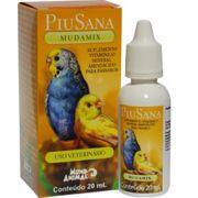 Piusana Mudamix - 20ml - excelente para muda de penas