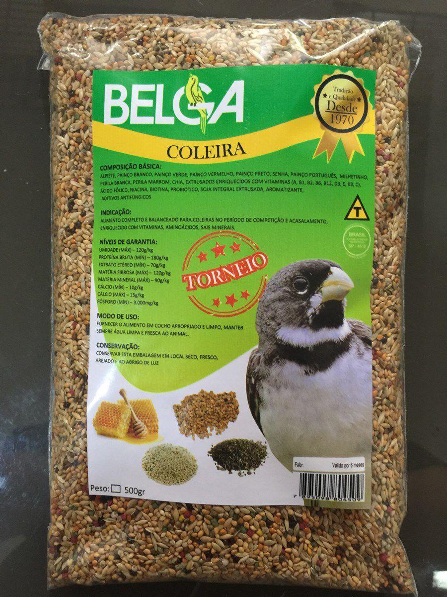 Mistura Belga para Coleira -Série Torneio