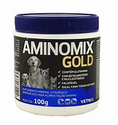 Aminomix Gold 100g - Vetnil