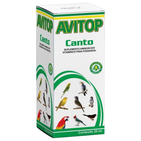 AVITOP - CANTO - AARÃO