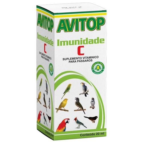 Avitop - Imunidade C - 20ml