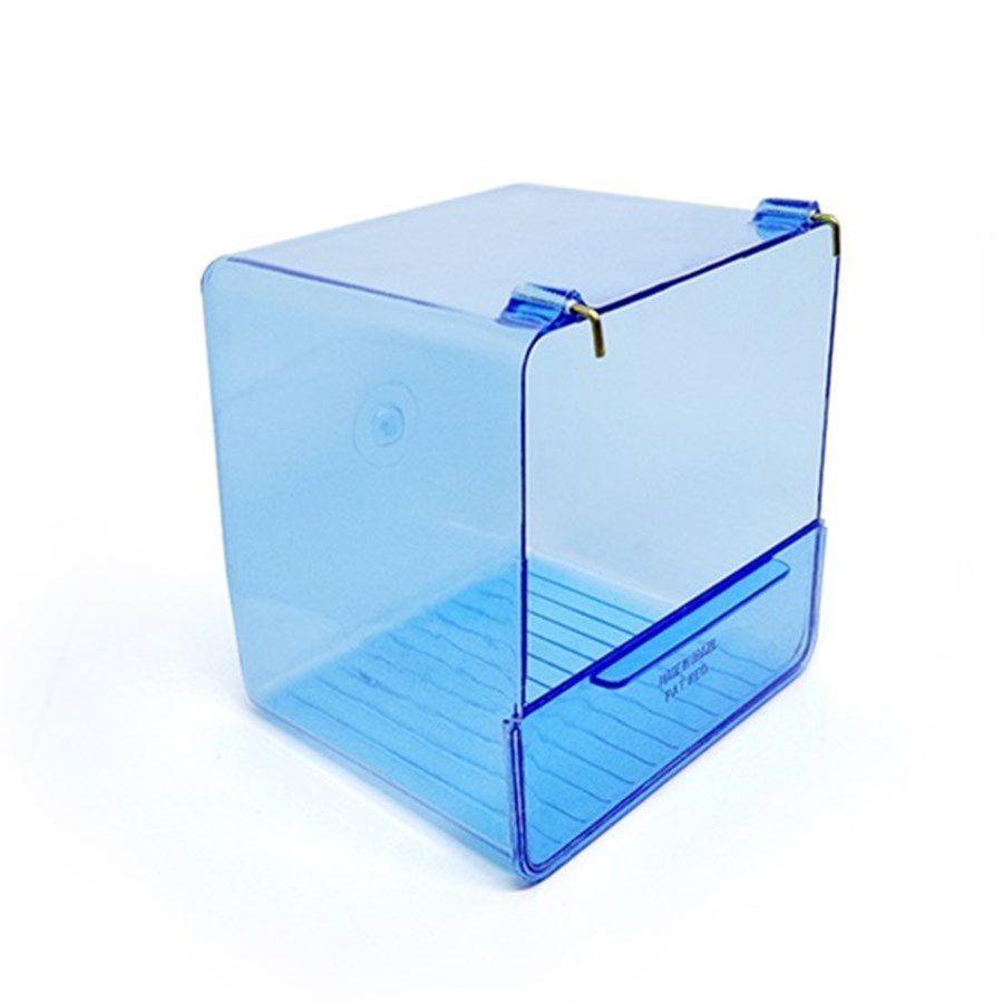 Banheira Externa na cor Azul