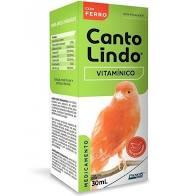 Canto Lindo Vitamínico 30 ml