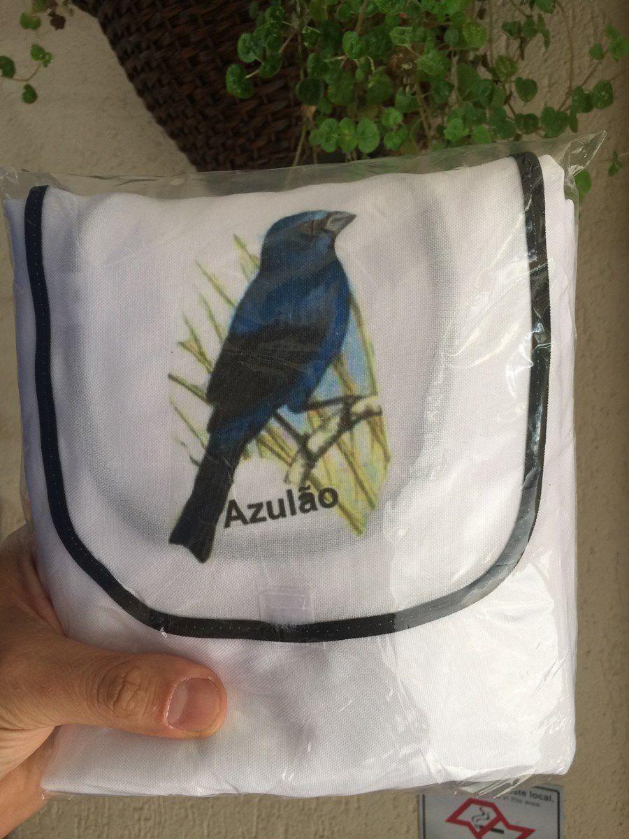 Capa N8 com Estampa Azulao