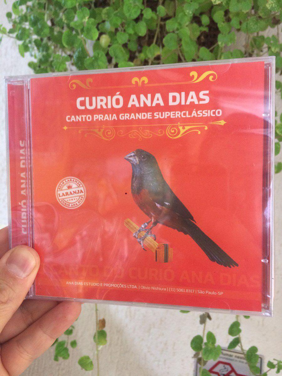 CD Ana Dias Selo Laranja
