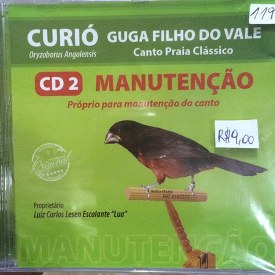 CD Guga Filho do Vale - Manutenção