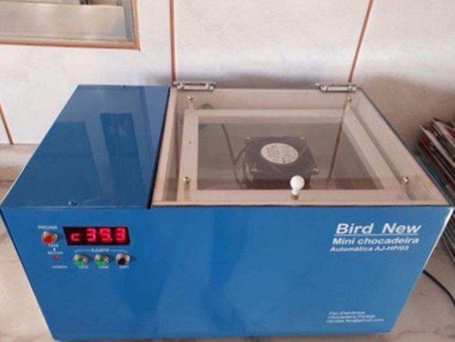 Chocadeira Bird New Automática